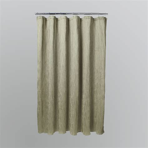 sage shower curtain home solutions crinkle sage shower curtain