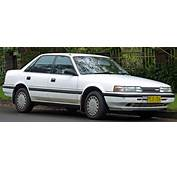 1990 Mazda 626  Information And Photos MOMENTcar