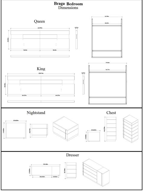 bedroom dresser dimensions premium modern bedroom contemporary bed modern bed