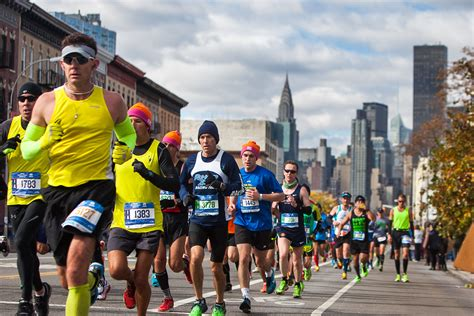 How From To Marathon by Why These Experienced Runners Compete In The Nyc Marathon