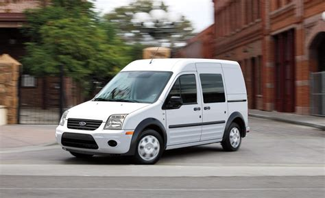 2010 Ford Transit by 2010 Ford Transit Connect Recall