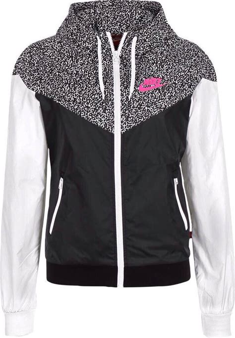 Jaket Nike Windrunner Pink Black Jpr055 blouse nike nike blouse nike beautiful nike black