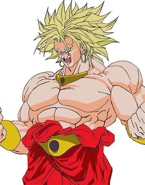 where to buy colored l broly l a colored 2 by mastertobi on deviantart