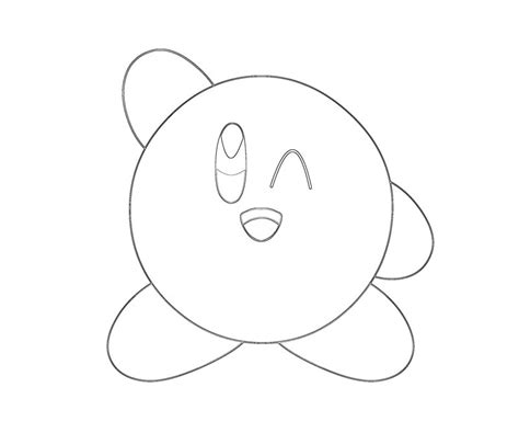 Kirby Coloring Pages Coloring Home Coloring Pages Kirby