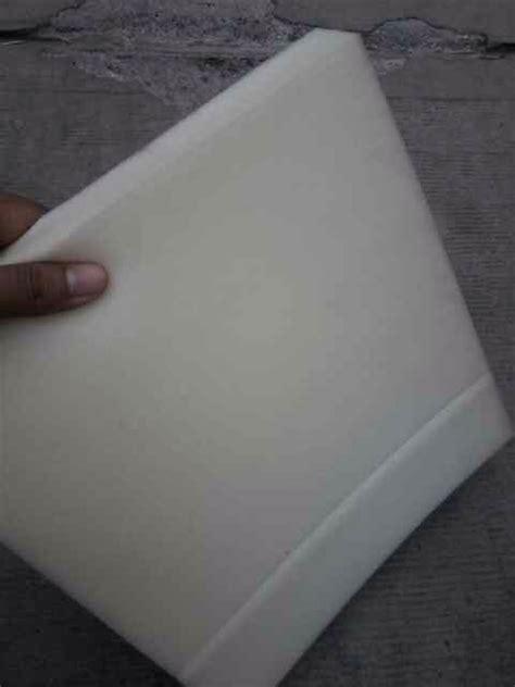 Busa Memory Foam memory foam kami jual busa memori untuk produk premium