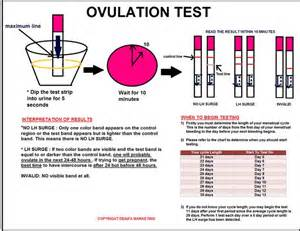 Ovulation Lh Test Check Kesuburan 2 lh ovulation test 4 5 mm ovulation test