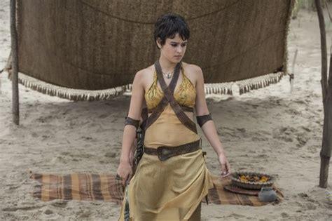 rosabell laurenti sellers images rosabell laurenti sellers tyene sand game of thrones season 5
