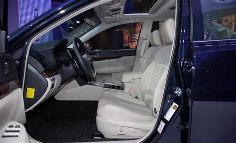 subaru legacy interior 2013 car and driver