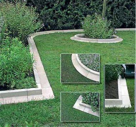 Baum Mit Steinen Umranden by Best 25 Lawn Edging Ideas On