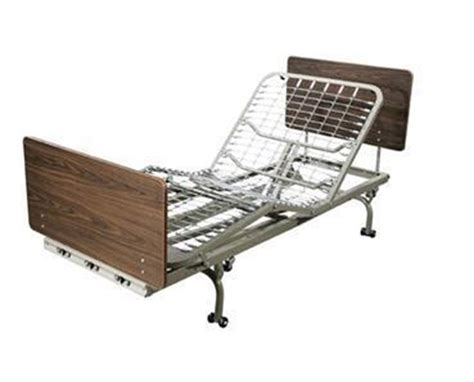 drive hospital bed drive full electric ltc low bed free shipping tiger