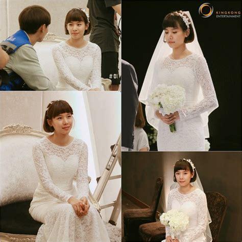 film drama korea wedding dress wolgyesu tailor shop jo yoon hee in wedding dress