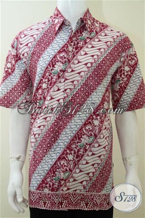 Terlaris Spesial Kemeja Batik Pria Lengan Pendek Hem Batik baju hem pria kerja kantor dan santai kemeja batik lengan