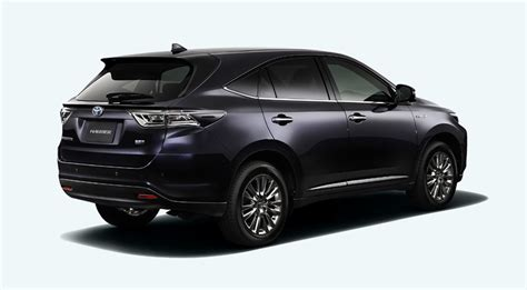 Toyota Lexus Price Next Lexus Rx Previewed With Jdm Toyota Harrier Autoblog
