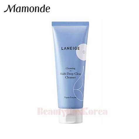 Laneige Cleanser box korea laneige multi clean cleanser 150ml