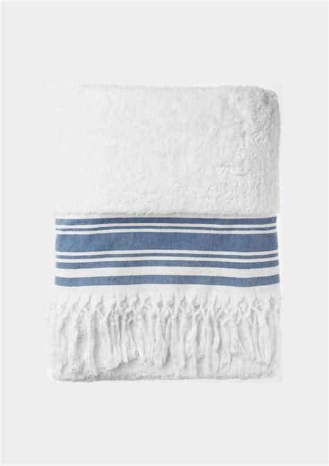 striped bathroom anatolian striped bath towel toast rwb pinterest