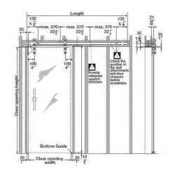 what size are standard sliding patio doors icamblog