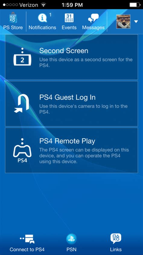 android to ps4 ps4 remote play feature might be coming to ios and android announcement leaked via playstation app