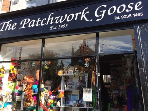 Patchwork Goose - the patchwork goose tourist attraction 253 antrim road