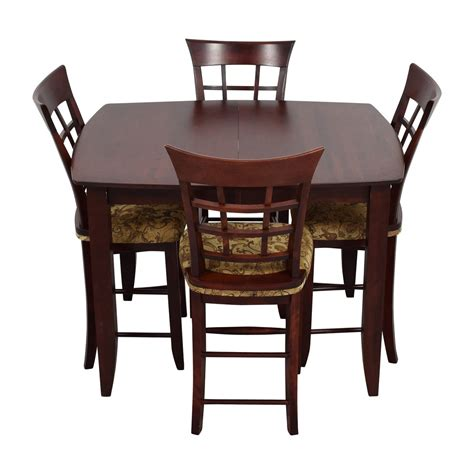 high top dining table best 48 high top dining table with four chairs tables
