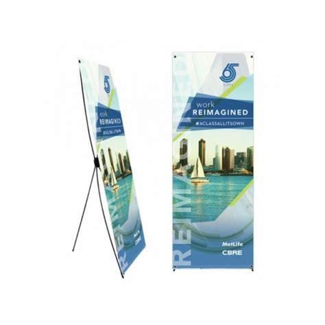 format x banner x banner stand houston economy indoor banner stand