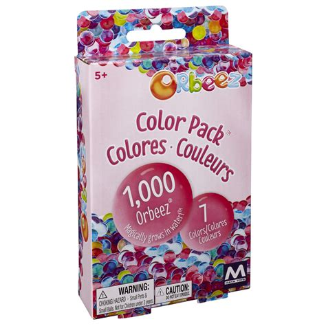 orbeez color pack color pack hydrated orbeeztoys2go