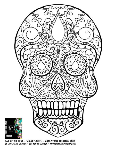 coloring books for grown ups dia de los muertos 1000 images about day of the dead on coloring