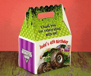 grave digger monster truck party supplies 31 best images about kids personalized birthday party