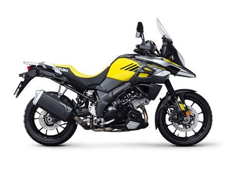 suzuki  strom  abs review totalmotorcycle