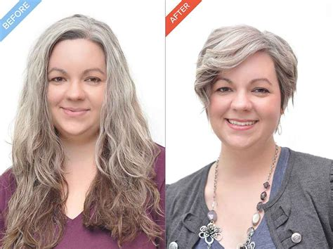 type 1 hair tutorials dress your truth how to stay gray and absolutely rock it carol tuttle