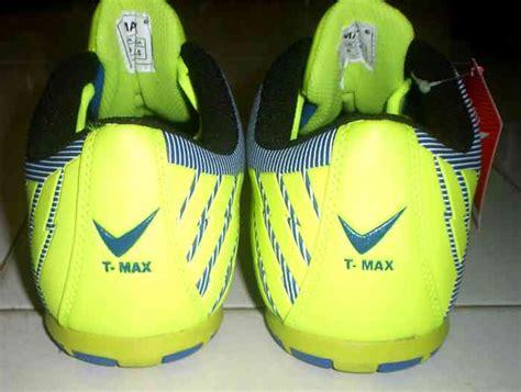 Sepatu Bola Tmax toko jual sepatu futsal original murah biru
