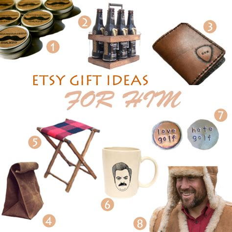etsy gift ideas for him 2013 angie s roost