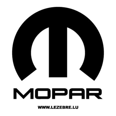 Mopar Jeep Aufkleber by Sticker Mopar 2