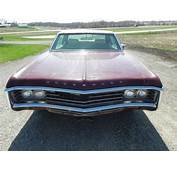 Buy Used 1969 CHEVY IMPALA SS427 CUSTOM COUPE BARN FIND