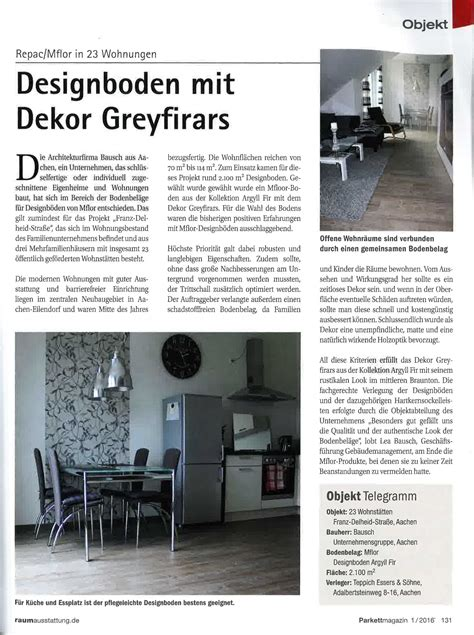 Parkett Magazine by Parkett Magazin 1 16 Repac Montagetechnik Gmbh Co Kg