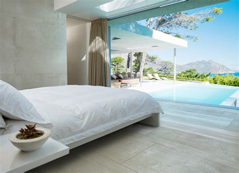 attractive bedrooms sleek bedrooms with cool clean lines