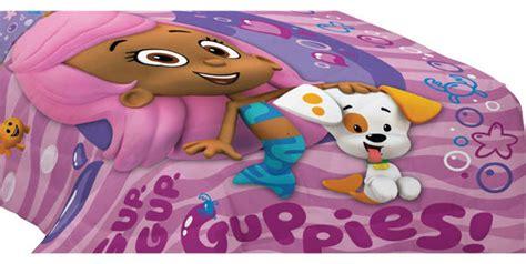 bubble guppies twin bedding bubble guppies fun twin single bed comforter