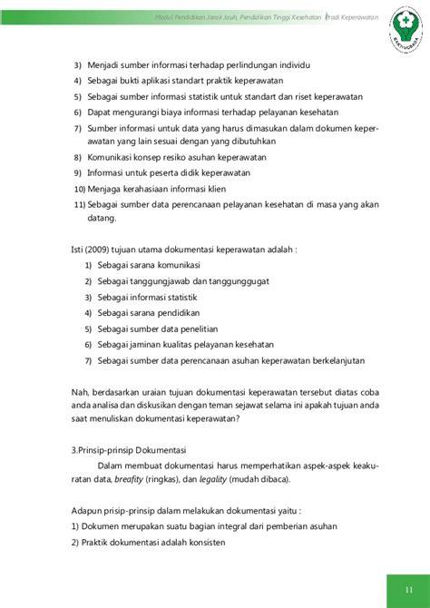 format asuhan keperawatan umum modul 1 dokumen keperawatan