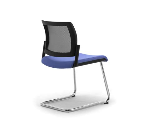 chair in a room wiki mesh visitor sled base chairs leyform