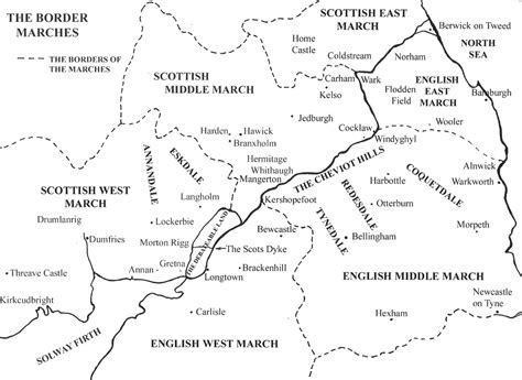 the marches a borderland journey between and scotland books border reivers march wardens of the scottish