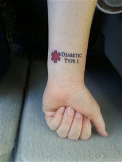 t1d tattoo diabetic tattooed up