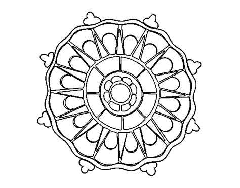 sun rays coloring page free coloring pages of sun mandalas