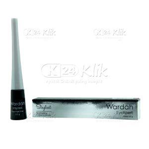 Harga Kosmetik Wardah Eyeliner jual beli wardah eyexpert staylast liquid eyeliner 3 5 gr