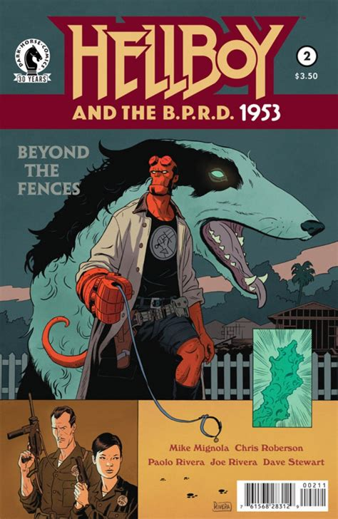 libro hellboy and the b p r d hellboy and the b p r d 1953 beyond the fences 2 preview horror news network the horror