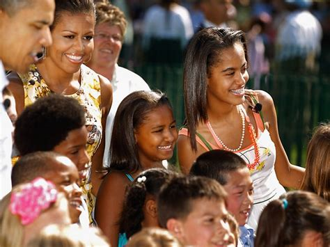 grow up house my haven t they grown first daughters malia and sasha blossom in the white house