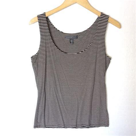 Jumbo Jovita Blouse Bigsize Material Spandex Rayon Fit To Atasan josephine chaus black stripe tank top stretch knit shirt s size large l