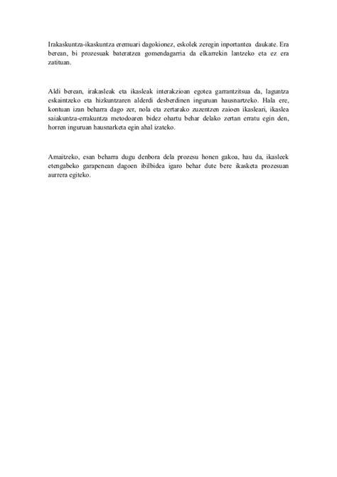Letter Of Explanation For Mortgage Name Change irakurmena eta idazmena testua ariketak