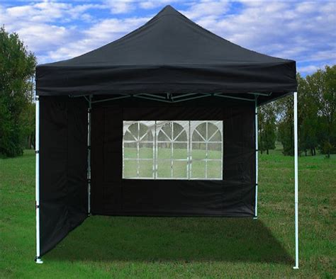 Black Canopy For Sale 8 X 8 Basic Pop Up Tent Colors