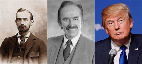 donald trump father biography trump s grandfather was a pimp and tax evader his father