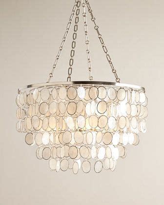 capiz pendant chandelier 25 best ideas about capiz shell chandelier on
