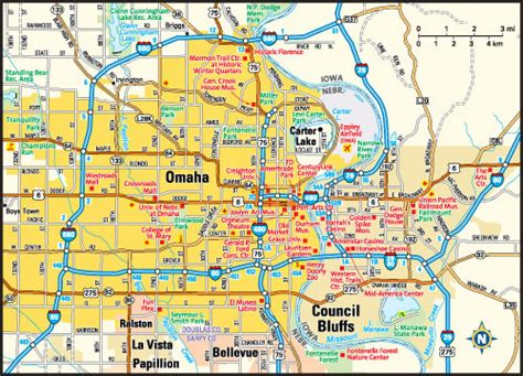 omaha map omaha real estate and market trends